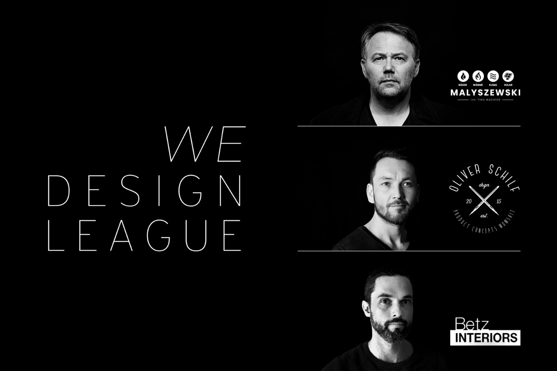 WE DESIGN LEAGUE